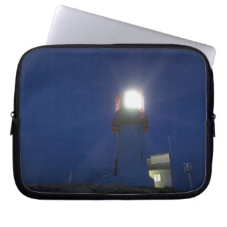 lindesnes fyr, norways most southern point 3 laptop sleeve