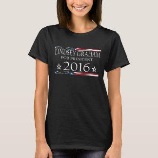 Lindsey Graham For President 2016 T-Shirt