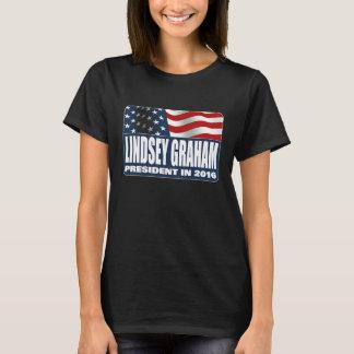 Lindsey Graham for President in 2016 T-Shirt