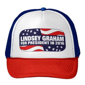 Lindsey Graham President 2016 Cap