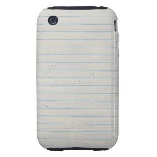 Line Doodle iPhone 3G/3Gs, Tough iPhone 3 Tough Cases