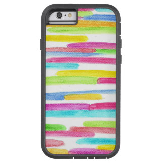 Line in colors Uncommon Phone case