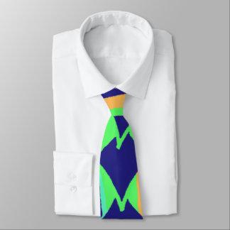 LineA Spear Tattoo Design Tie