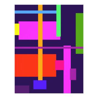 Linear Beauty Full Color Flyer
