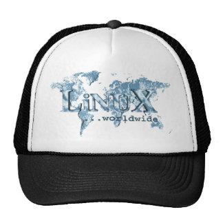 Linux Worldwide Cap