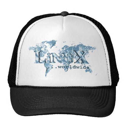 Linux Worldwide Hat