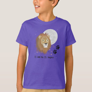 _lion 23. July to 22. August T-Shirt