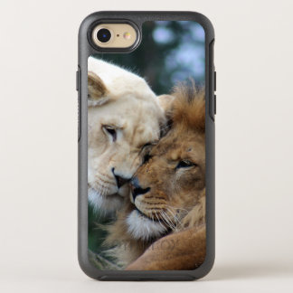 Lion and Lioness OtterBox Symmetry iPhone 8/7 Case
