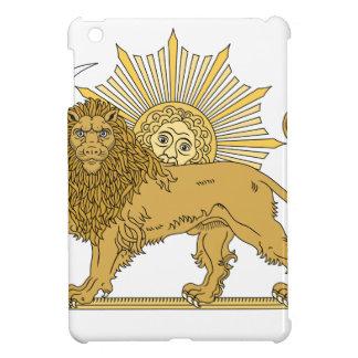 Lion and the sun iPad mini covers