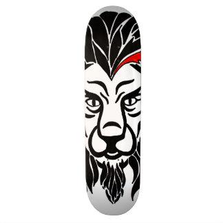 Lion Design skateboard
