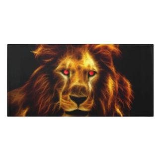 Lion Door Sign