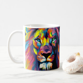 LION KING COFFEE MUG
