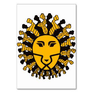 Lion King of Malawi Card