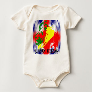 LION KING UNITED KINGDOM BABY BABY BODYSUIT