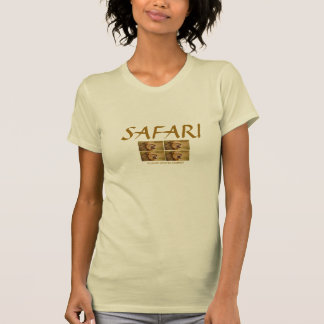 Lion: Ladies' Safari Tee