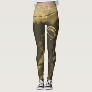 """Lion"" Leggings"