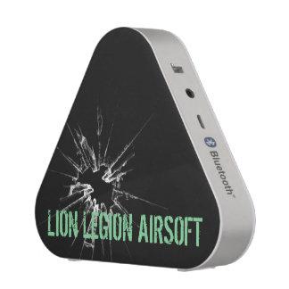 Lion Legion Airsoft Speaker!