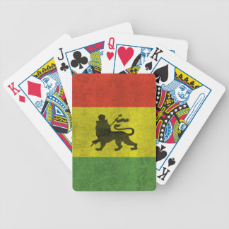 Lion of Judah Poker Deck