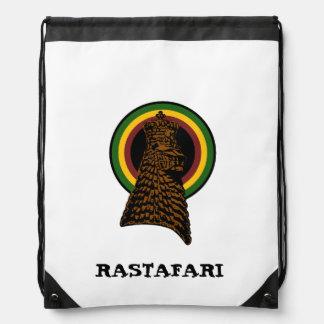 Lion of Judah Rastafari Sling Bag