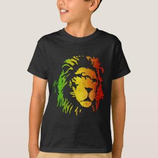 Lion of Zion Judah Reggae Lion T-Shirt