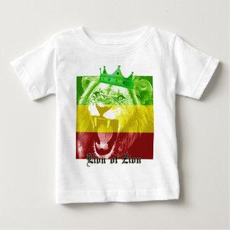 Lion of Zion T Shirts