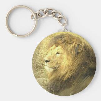 Lion Pride Keychain