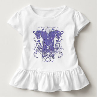 Lion Rampant Renaissance Wedding Toddler T-Shirt