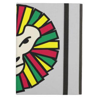 Lion Rastafarian Flag iPad Air Case