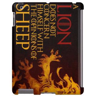 Lion Sheep Case (Apple iPad 2/3/4 and Retina) iPad Case