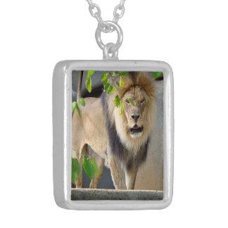 Lion Wildlife Necklace