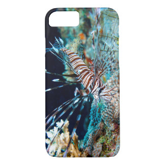 Lionfish on the Great Barrier Reef iPhone 7 case