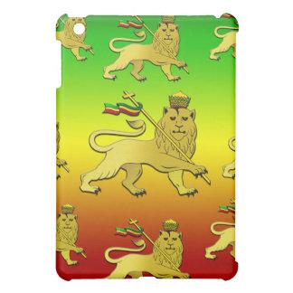 Lions Reggae Music Lion of Judah iPad Mini Cover