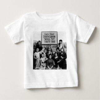 Lips That Touch Liquor Shall Not Touch Ours Tee Shirts