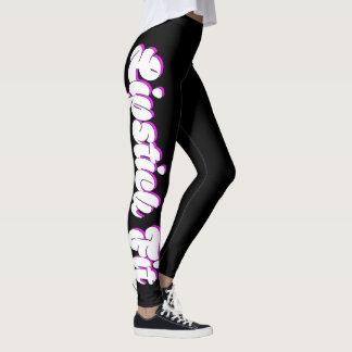 Lipstick Fit female fitness design Leggings