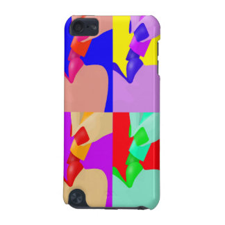 Lipstick Pop Art iPod Touch (5th Generation) Covers