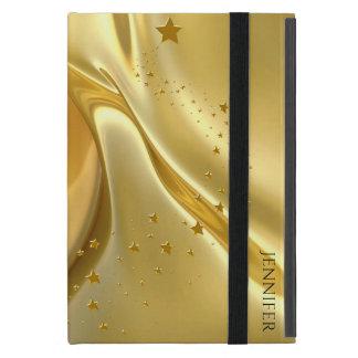 Liquid Gold iPad Mini Folio Case