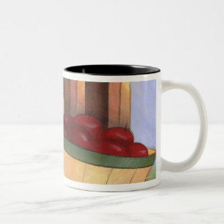Liquid Library 11 Two-Tone Coffee Mug