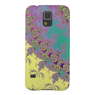 Liquid Lollipop Psychedelic Swirl Galaxy S5 Case