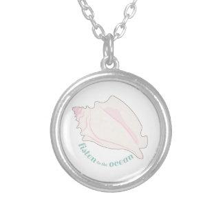 Listen To The Ocean Custom Necklace