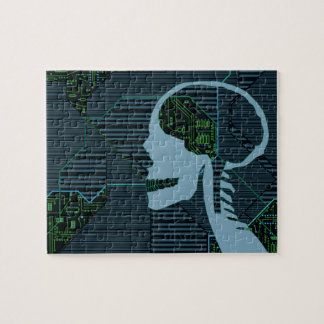 lit logicskull jigsaw puzzle