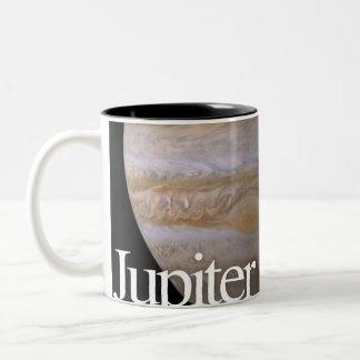 LITD Planet Mug: Jupiter Two-Tone Mug