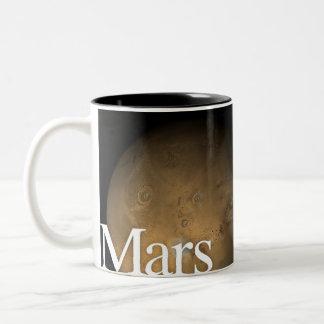 LITD Planet Mug: Mars Two-Tone Mug
