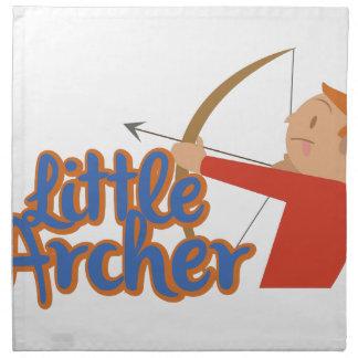 Little Archer Napkin
