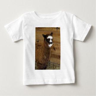 Little Baby Alpaca - Vicugna pacos Baby T-Shirt