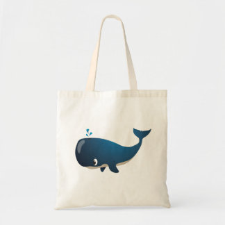 'Little Baby Love Seal' Whale Character Tote