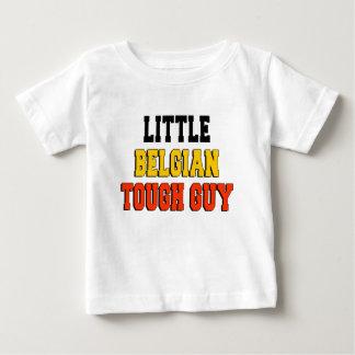 Little Belgian Tough Guy Baby T-Shirt