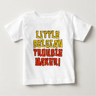 Little Belgian Trouble Maker Baby T-Shirt