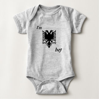 Little boys clothes designed by MM Baby Bodysuit