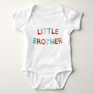 Little brother baby bodysuit
