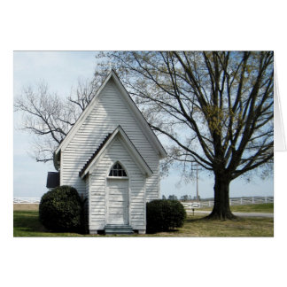 Little Country Church Card